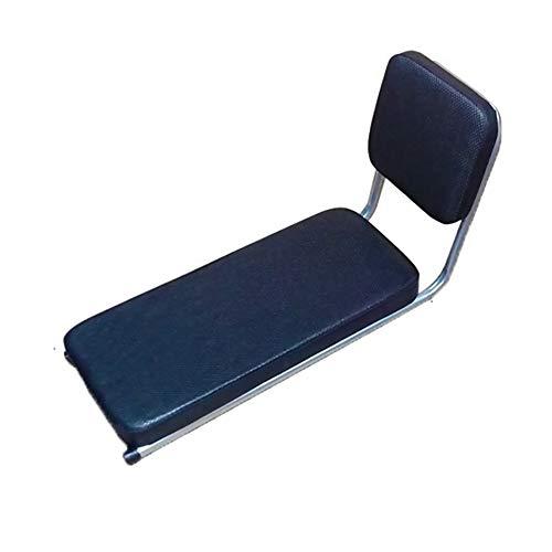 ZQZQMR Fietsstoel voor kinderen Fiets Kinderstoel, opvouwbaar, één maat, herenfiets