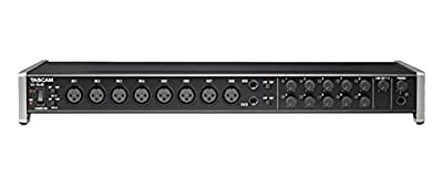 Tascam US-16x08 – USB Audio/MIDI Interface (16 in/8 out)