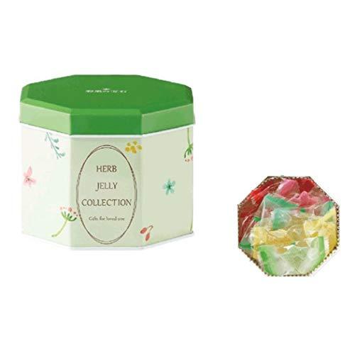彩果の宝石 ハーブ缶 国産もち米あられ1個セット