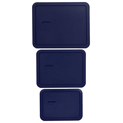 6 Holes Silicone Mold for Chocolate, Semi Sphere Silicone Molds for Baking, Pyrex (1) PC 7212 () (1) 7210 7211 PC PC Dark Blue Square Plastic Pot Lid – Pack of 3 (h)