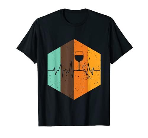 Vino Cata de Vinos Regalo Amantes del Vino Camiseta