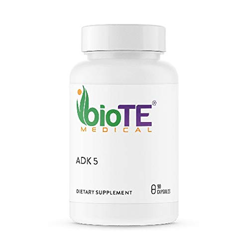 Bio TE ADK 5 - New Formula, 90 Capsules