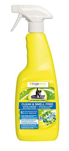 Bogaclean Clean & Smell Free Litter Box Spray