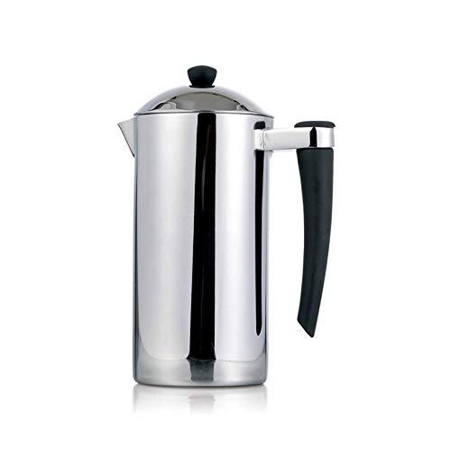 ZoSiP Caffettiere a Pistone French Press Pressione Pot dell'Acciaio Inossidabile della Mano Coffee Pot Stile Europeo Domestica di fermentazione del tè Metodo Macchina