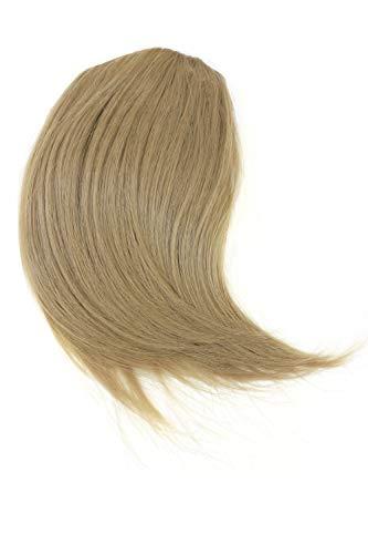 Frange à clipper. Couleur: blond clair cendré, teinte: 24, 17 cm/ 7 inch, postiche, extension, YZF-1088HT-24