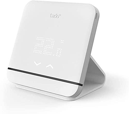 tado° Supporto, Accessorio per Sensore di Temperatura, Termostato Wireless e Climatizzazione Intelligente V3+