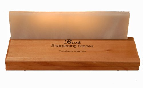 Arkansas Sharpening Stone - Translucent 6