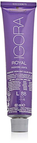 Schwarzkopf Professional Igora Royal Fashion Lights L-88 rot extra, 1er Pack (1 x 60 ml)