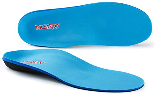 Shoe Insoles Arch Support Orthotic Plantar Fasciitis, Heel Spurs & Foot Pain