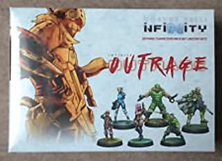Infinity: Mercenaries Outrage Characters Pack