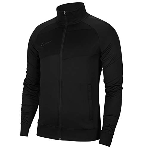 Nike Herren Dri-FIT Academy Jacke, Black Or Grey, L