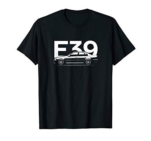 E39 5er - Autosilhouette T-Shirt