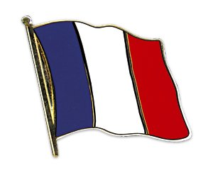 Yantec Freundschaftspin Deutschland-Bretagne Pin Flagge