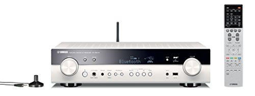 Yamaha RX-S601DWH Slimline AV-Receiver mit MusicCast - Weiß