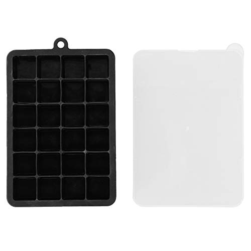eecoo Eiswürfel Tablett Eiswürfel Box Grid Silikon Eiswürfel Maker Mold Square DIY Eismaschine Küchenbar Trinkzubehör