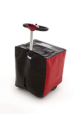 Folding Mobility Scooter Travel Case (Red)