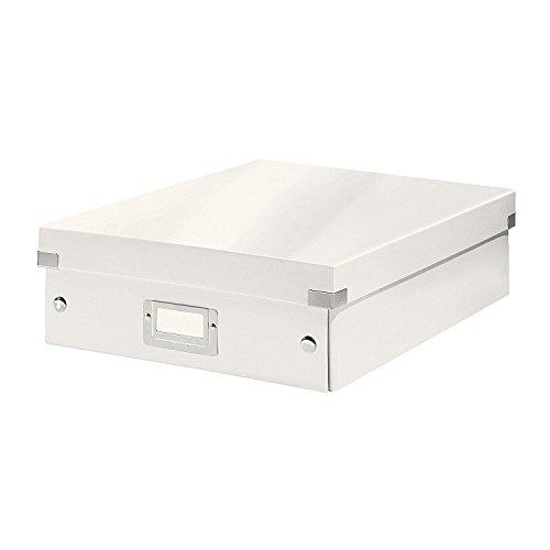 Leitz Click & Store Organisationsbox, Mittelgroß, weiß, 60580001
