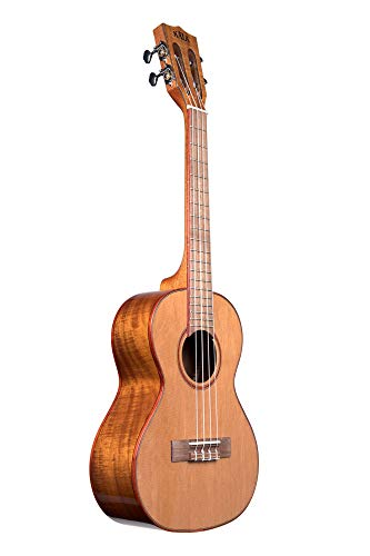 Kala KA-ATP-CTG Tenor Acacia Cedar Top Ukulele Gloss Finish Natural