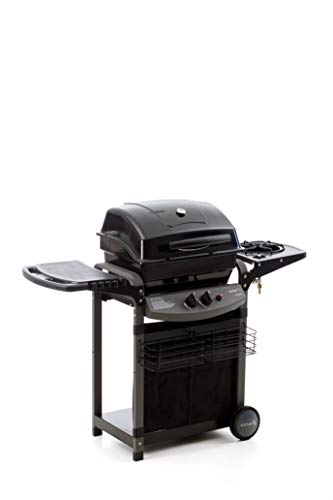 Sochef Piùsaporillo Australiano Barbecue, Nero, 52X122X103 Cm