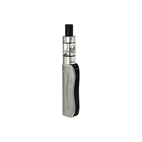 Kit Istick Amnis - Eleaf - Silver - sans nicotine ni tabac