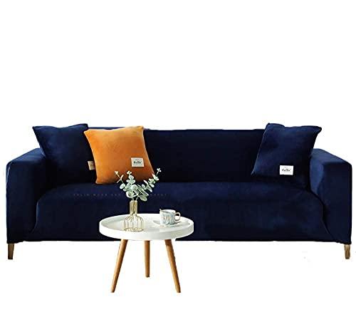 XHNXHN Funda de sillón suave y para niños, decoración del hogar, fundas protectoras para silla, funda de sofá de alta elasticidad, cubierta de tela universal todo incluido-E_90-140cm