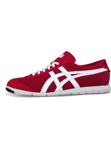 Onitsuka Tiger Rio Runner Sneaker Red/White, Red,