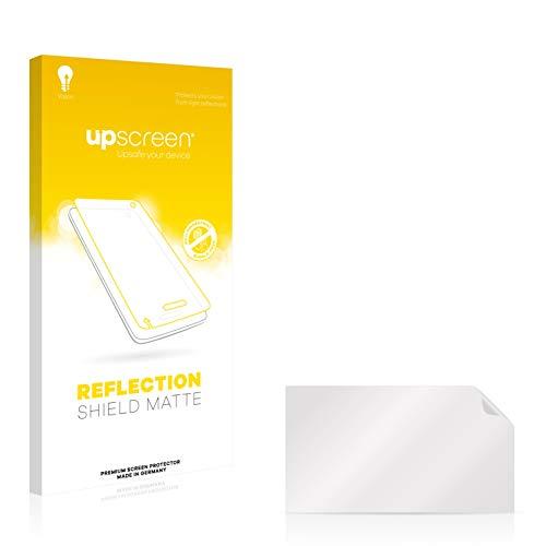 upscreen Entspiegelungs-Schutzfolie kompatibel mit Panasonic Toughbook CF-D1 – Anti-Reflex Bildschirmschutz-Folie Matt