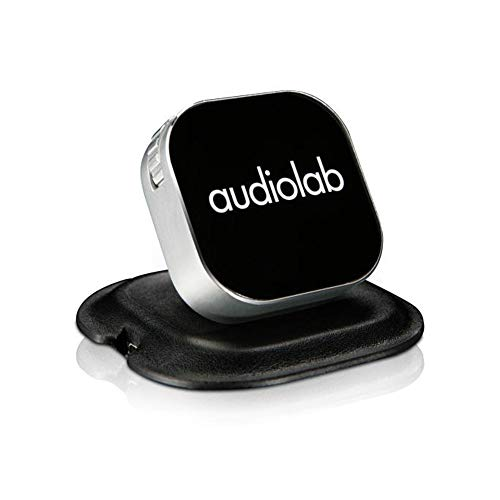 Audiolab Wireless Headphone Amplifier DAC 32 bit /382 kHz HiFi Audio Bluetooth Headphone Amp, Support APTX, Wireless Charge
