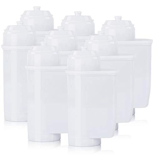 SCANPART filterpatroon/waterfilter zoals Saeco BSH Intenza (verpakking van 8 stuks)
