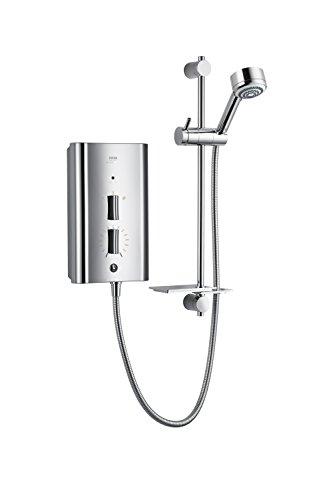Mira Showers 1.1563.730 Escape 9 kW Thermostatic Electric Shower - Chrome