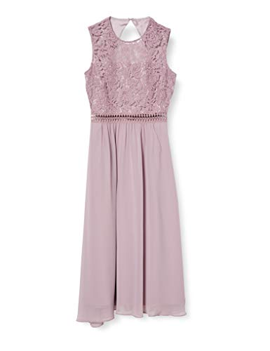 Amazon-Marke: TRUTH & Fable Damen brautkleid, Lila (Qual Lilac), 40, Label:L