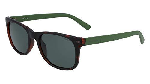 Nautica Herren N3641SP Sunglasses, Green, Einheitsgröße