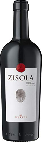 Mazzei - Zisola - Zisola 2018 - Sizilianischer Rotwein Noto Rosso DOC - Bottiglia da 0,75 l