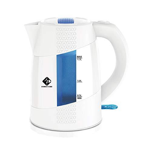 Family Care Hervidor de Agua Eléctrico, calentador de agua eléctrico, Libre de...