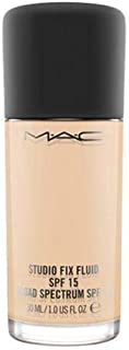 MAC Studio Fix Fluid SPF 15 Foundation - 30 ml, NC 15