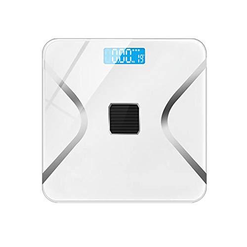 Oplaadbare Body Fat Scale Precisie Thuis Menselijk Lichaam Elektronische weegschaal Monitoring Gezond Vet Licht Energie Lichaam