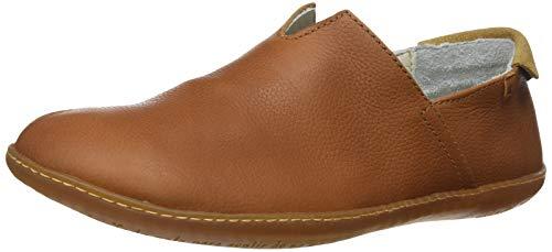 El Naturalista N275 Soft Grain Cuero/EL Viajero, Zapatillas sin Cordones Unisex Adulto, Marrón, 41 EU