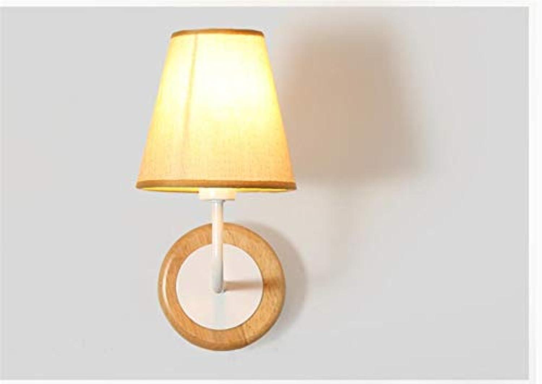 Aussenlampe Wandbeleuchtung Wandlampe Wandleuchte Innen Kreativer Nordischer Moderner Wohnzimmer-Licht-Korridor-Gang Beleuchtet Schlafzimmer Der Japanischen Art