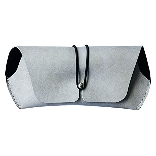 Funda para gafas de sol de poliuretano, funda para gafas, bolsillo suave para gafas con cordón elástico, bolsa de almacenamiento para gafas electrónicas para teléfonos