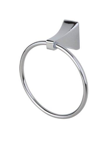 Haceka 1143610 Handtuchhalter, Ring, Stahl