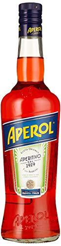 Aperol Der italienische Aperitif Klassiker in leuchtend Orange, Originalrezept seit 1919, 700 ml