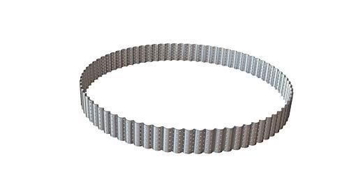 DE BUYER -3030.20 -cercle a tarte perfore cannele 20cm ht 3cm