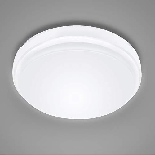 LE 1500048-DW - Lámpara de Techo LED, Equivalente a 200W, Resistente al Agua, IP54, 2200 Lúmenes, 6000K, color Blanco Frío