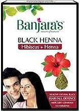 Banjara's Banjaraâ  s hibiscus Black Henna 9gms (pack of 24)