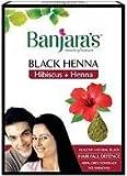 Banjara's Banjara's hibiscus Black Henna 9gms (pack of 24)