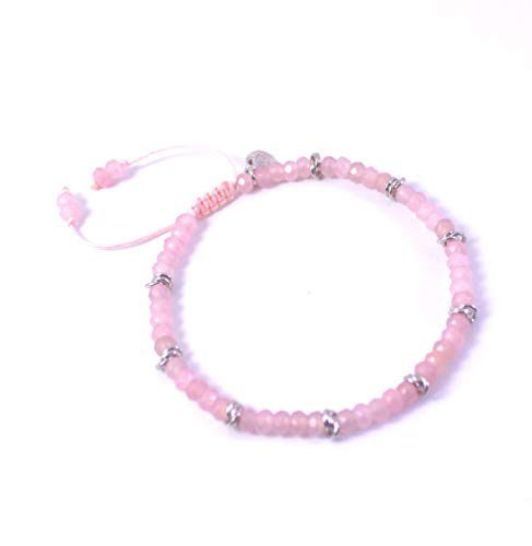 Lola Rose Apsley Friendship Bracelet in Pastel Violet Quartzite (A)