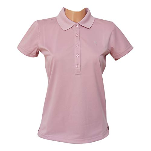 ALBERTO Carry - Cooler Polo Damen rosa S
