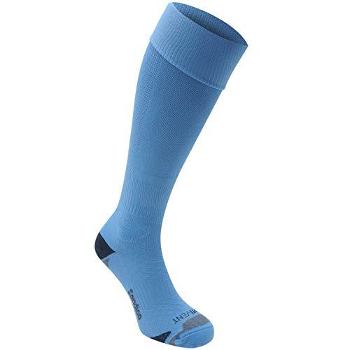 Sondico Men's Elite Soccer Socks Sky 8-12