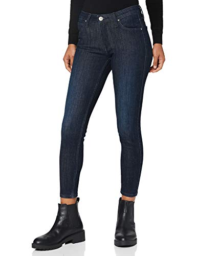 Lee Scarlett Jeans, Clean Aberdeen, 32/33 para Mujer
