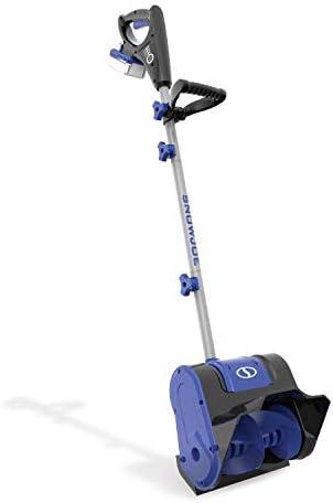 Snow Joe 24VSS10XR Blue Cordless Snow Shovel product image